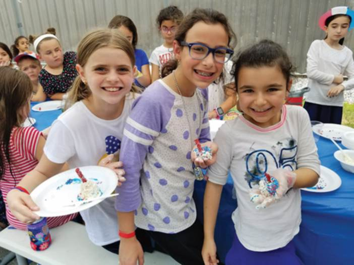 Camp 613 Celebrates July 4 With Cool Fun - Jewish Link, July 12th, 2018