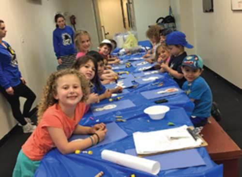 Camp 613 Preschool Stays Cool - Jewish Link, July 19, 2018