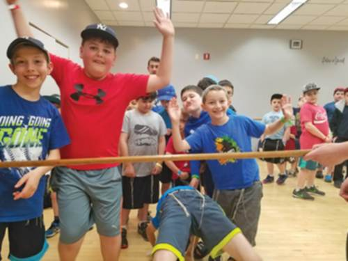 Camp 613 Rocks out at Dance Party - Jewish Link, July 26, 2018
