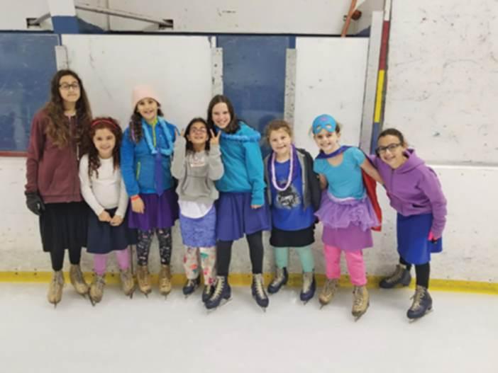 Camp 613 Girls Enjoy Color War - Jewish Link, August 2, 2018