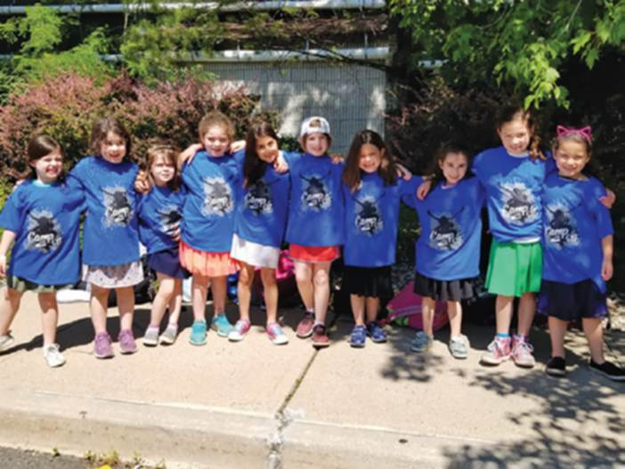 The Social Benefits of Day Camp - Jewish Link, October 11, 2018