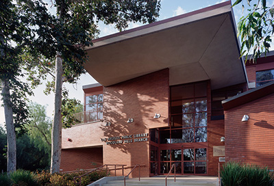 Woodland Hills Public Library