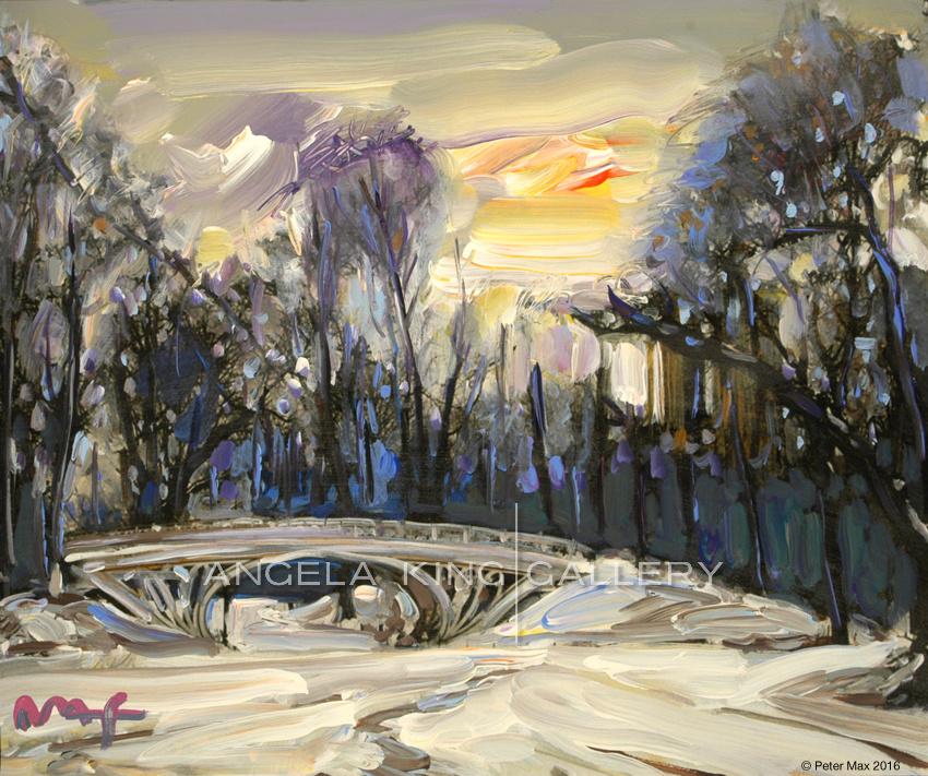 Four Seasons II: Winter Ver. I #1-Central Park