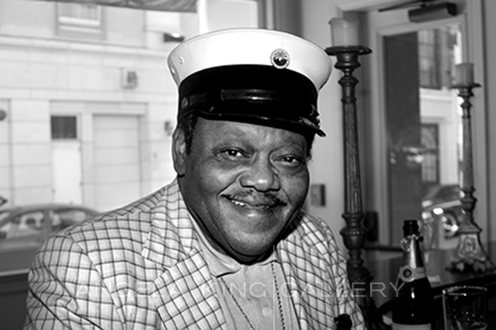 Fats Domino, International House Hotel NOLA 2007