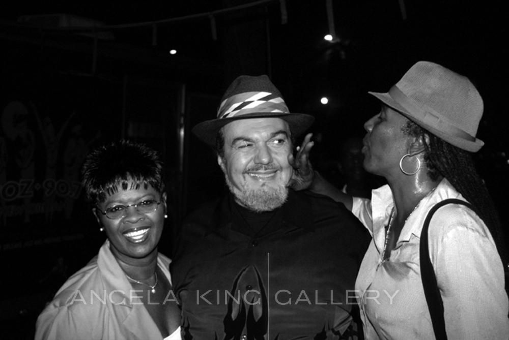 Dr. John, Irma Thomas, & Charmaine Neville Tipitina's 2003