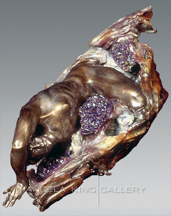 Amethyst Geode IV