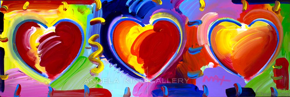 Three Hearts Ver. I #12
