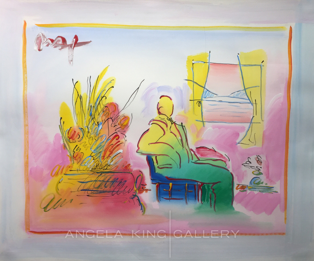 Seated Dega in Room Ver. 1 #13