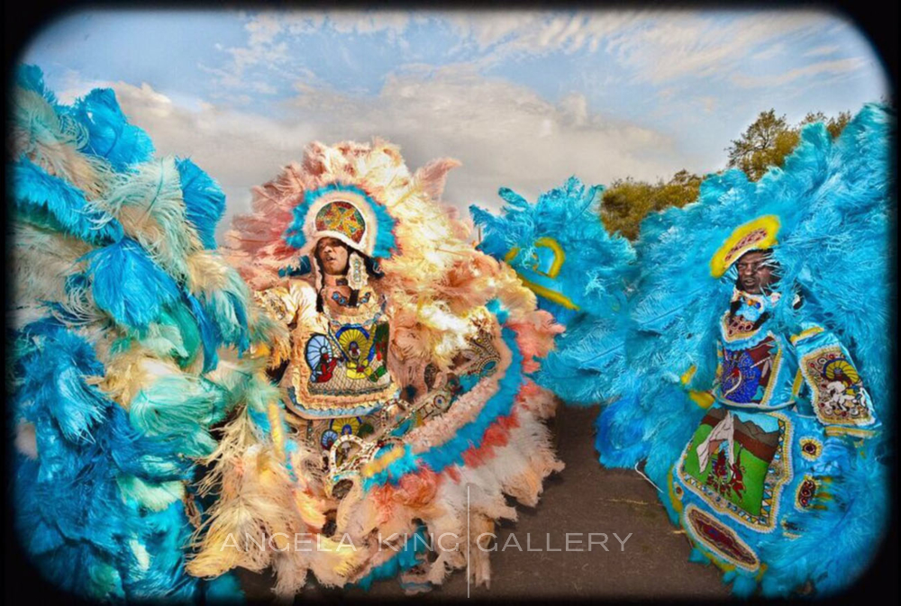 Big Chief Dancing