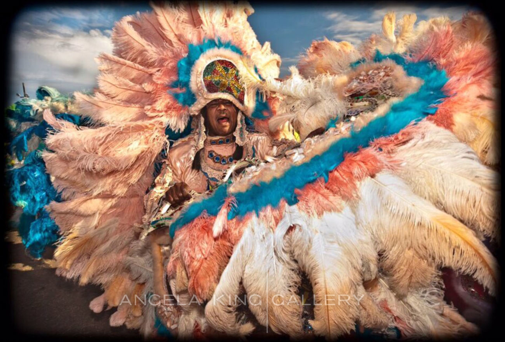 Singing Big Chief