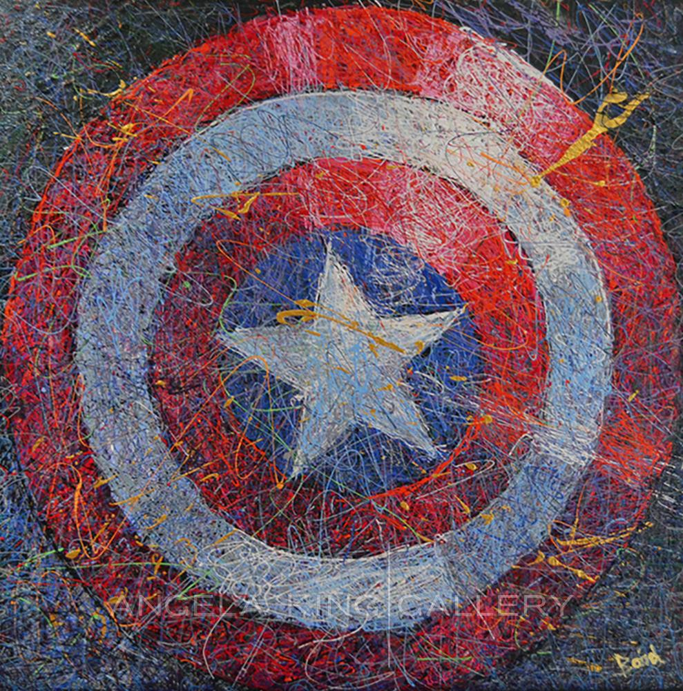 Captain's Shield 3/4/17