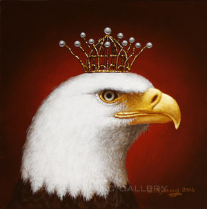 Royal Bald Eagle