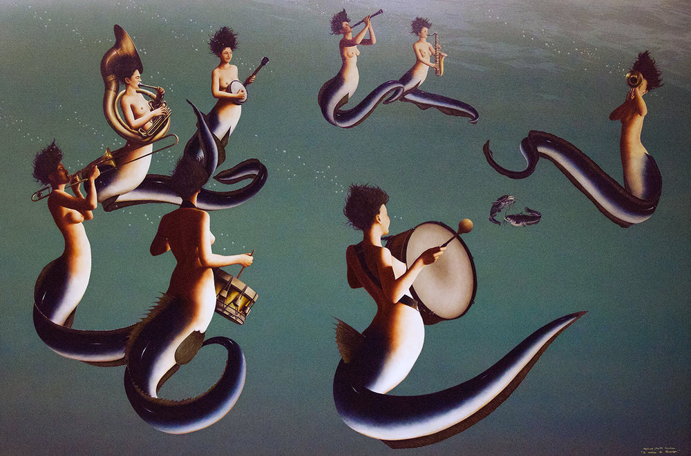 Les Sirenes du Mississippi - The Sirens of the Mississippi