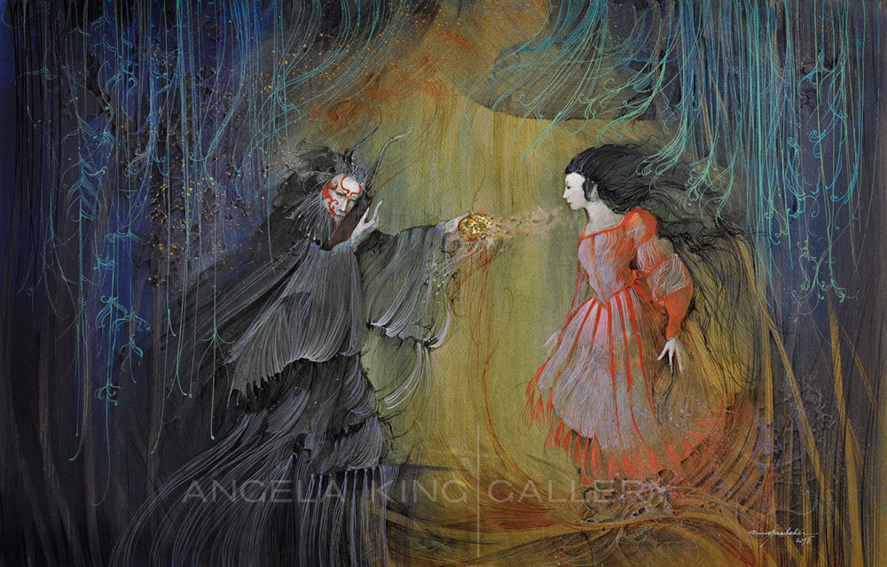 Snow White - Dans le Bois