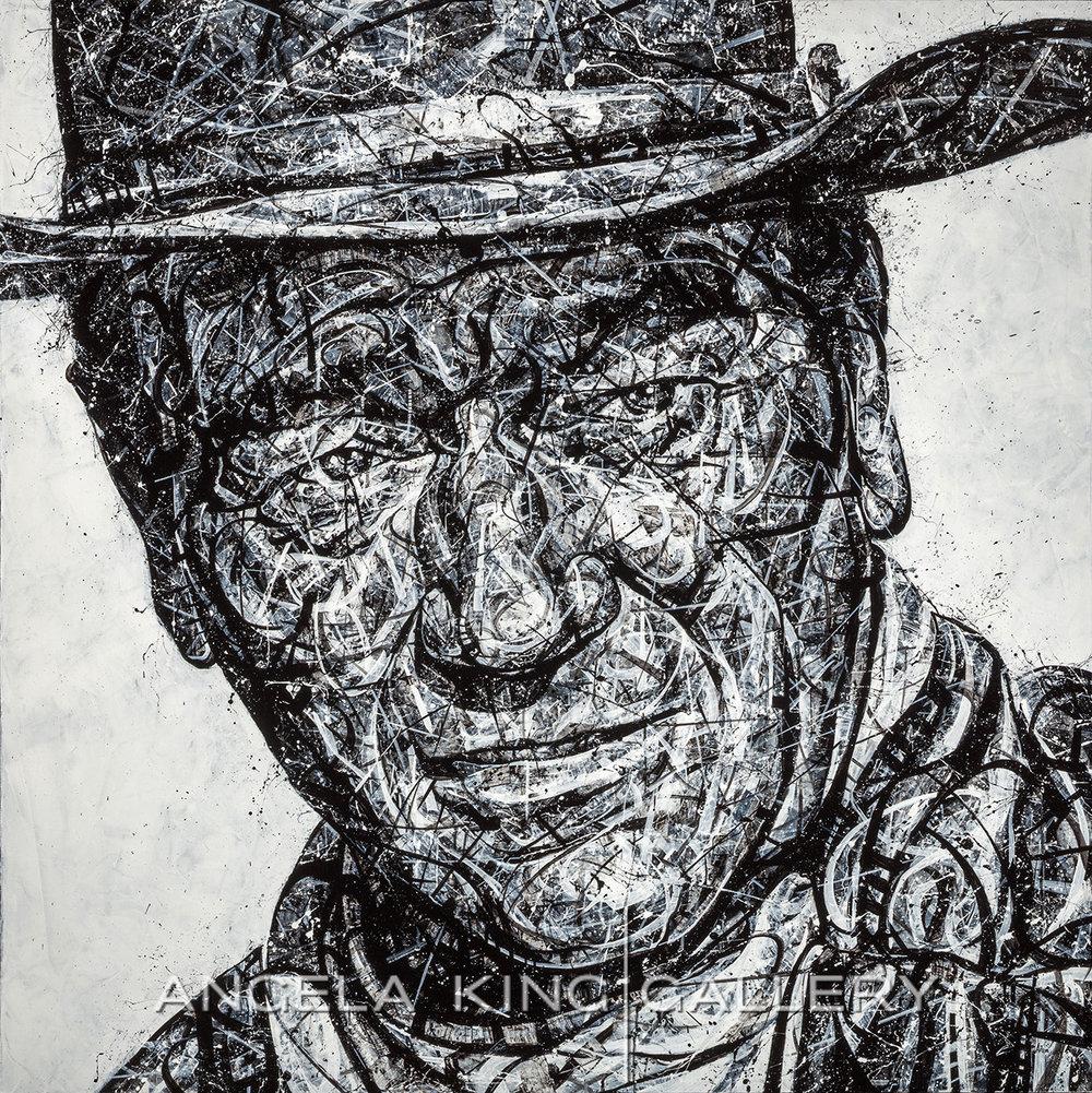 John Wayne*