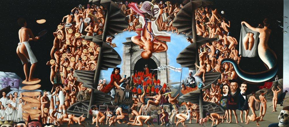 La Grasdimar de Blaise RA - The Carnival of St. Blaise/Rabelais