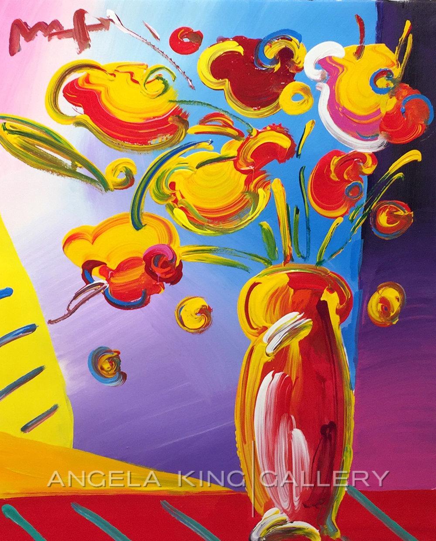 Vase of Flowers Series II Ver. II #83