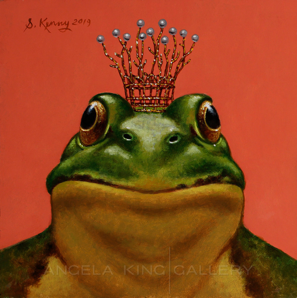 Royal Bullfrog*
