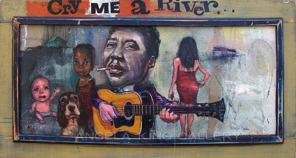 Muddy Waters Cry Me a River