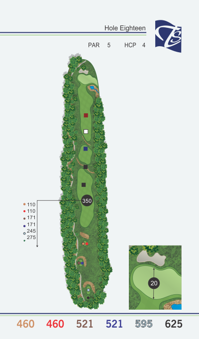 Hole 18 - Double Black Diamond