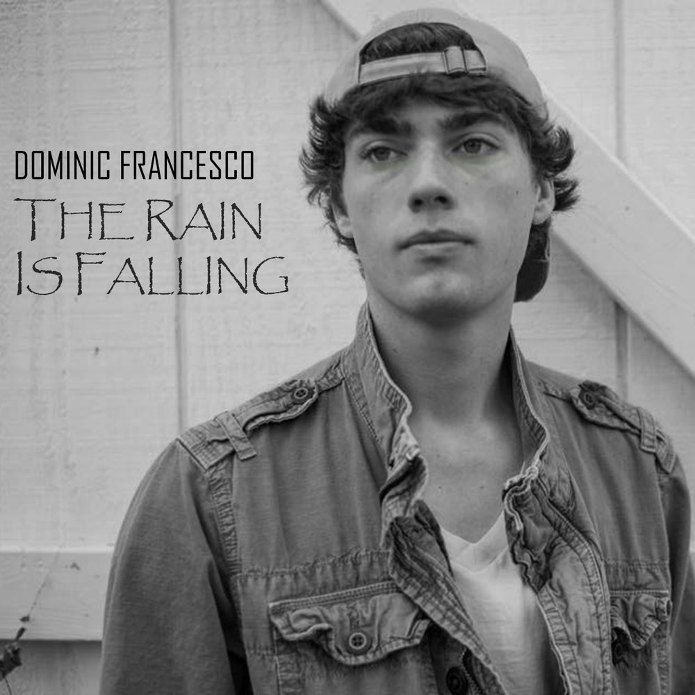 Dominic Francesco - The Rain is Falling  FINAL.jpg