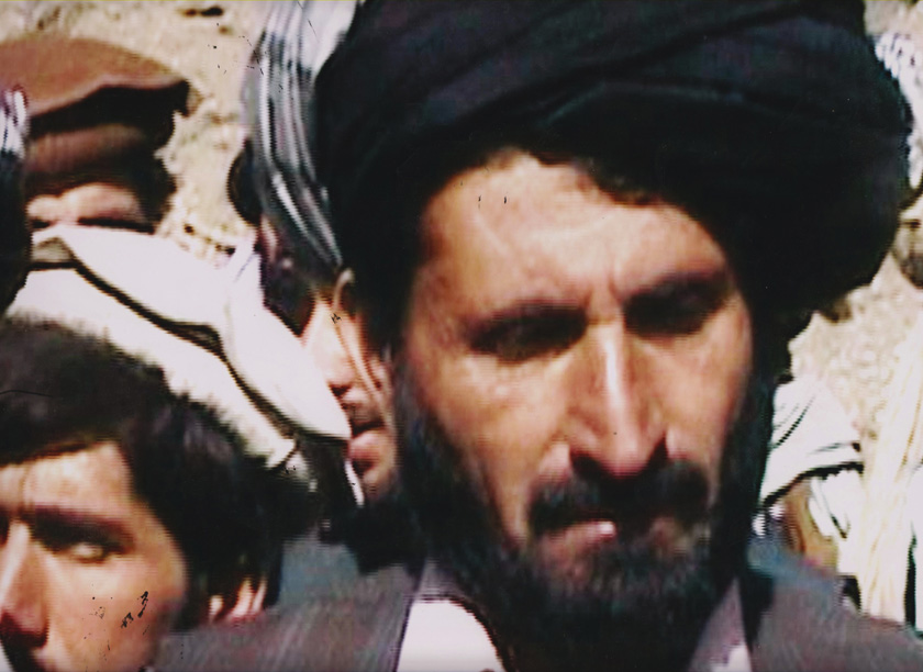 Malik Daud Khan, a senior tribal leader in Pakistan who dealt with community disagreements, was killed by a U.S. drone while he was participating in a jirga, a community governing meeting, March 17, 2011.  At least 40 were killed in the attack on the meeting, which was being held to settle a land dispute. Bureau of Investigative Journalism