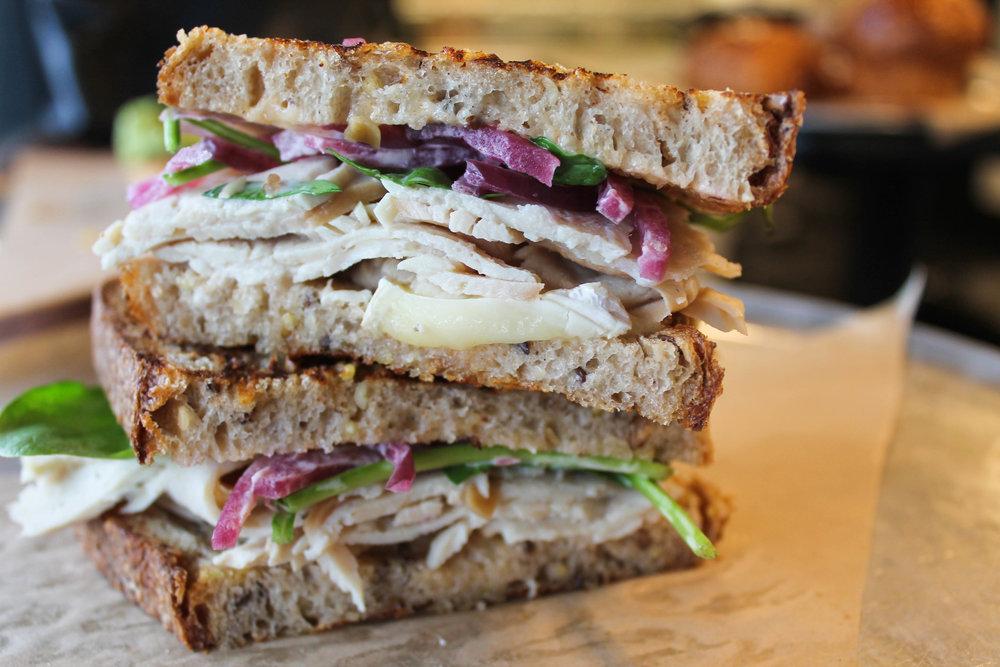 The ONE sandwich we got