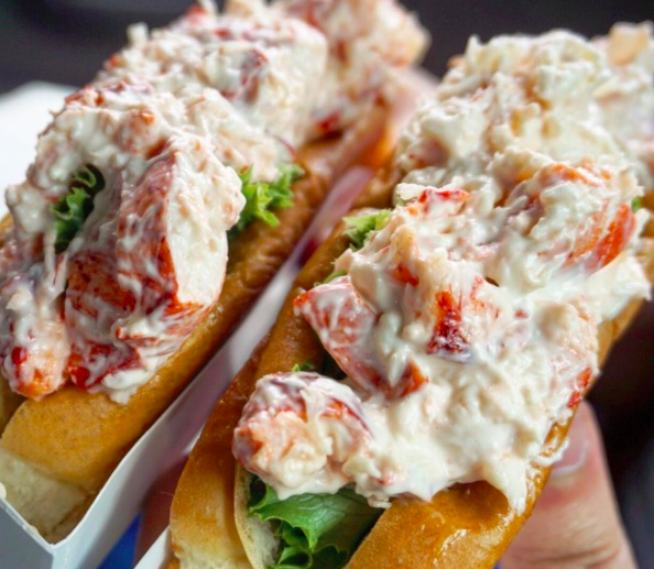 "Maine Today    ""TRENDING IN MAINE: THE #LOBSTERROLL"""
