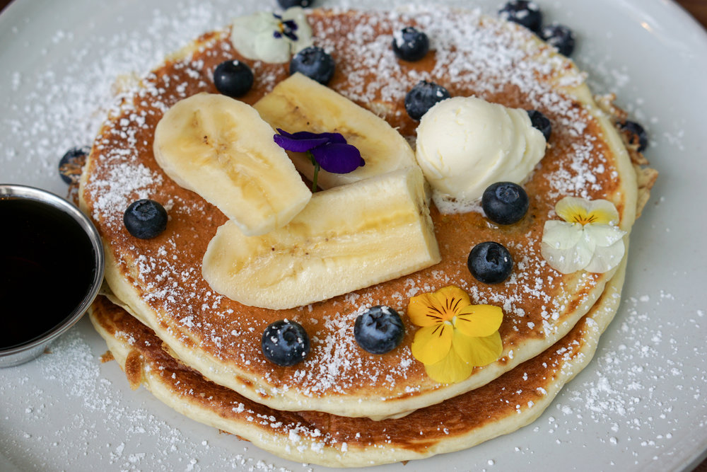 The Perfect Pancakes