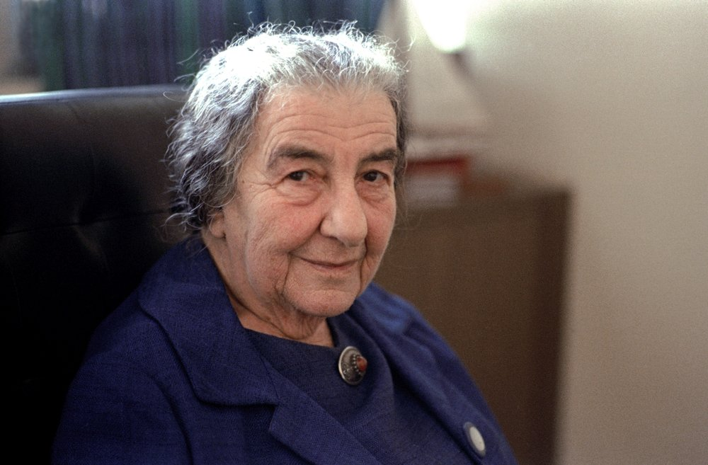 Golda Meir, 1978