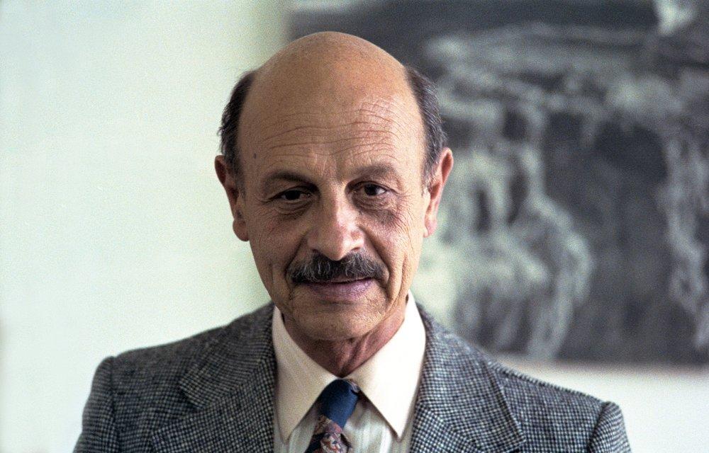Yigael Yadin, Deputy Prime Minisster, 1978
