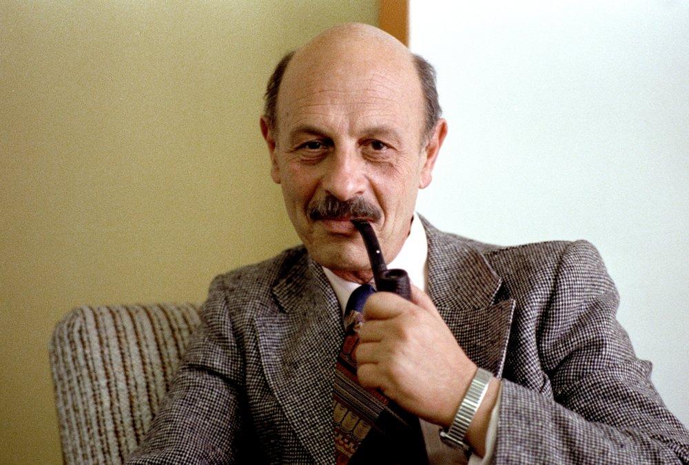 Yigal Yadin, Deputy Prime Minister, 1978