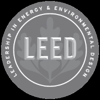 LEED® credits can be obtained with the installation of XeroFlor Green Roof Mat Systems.