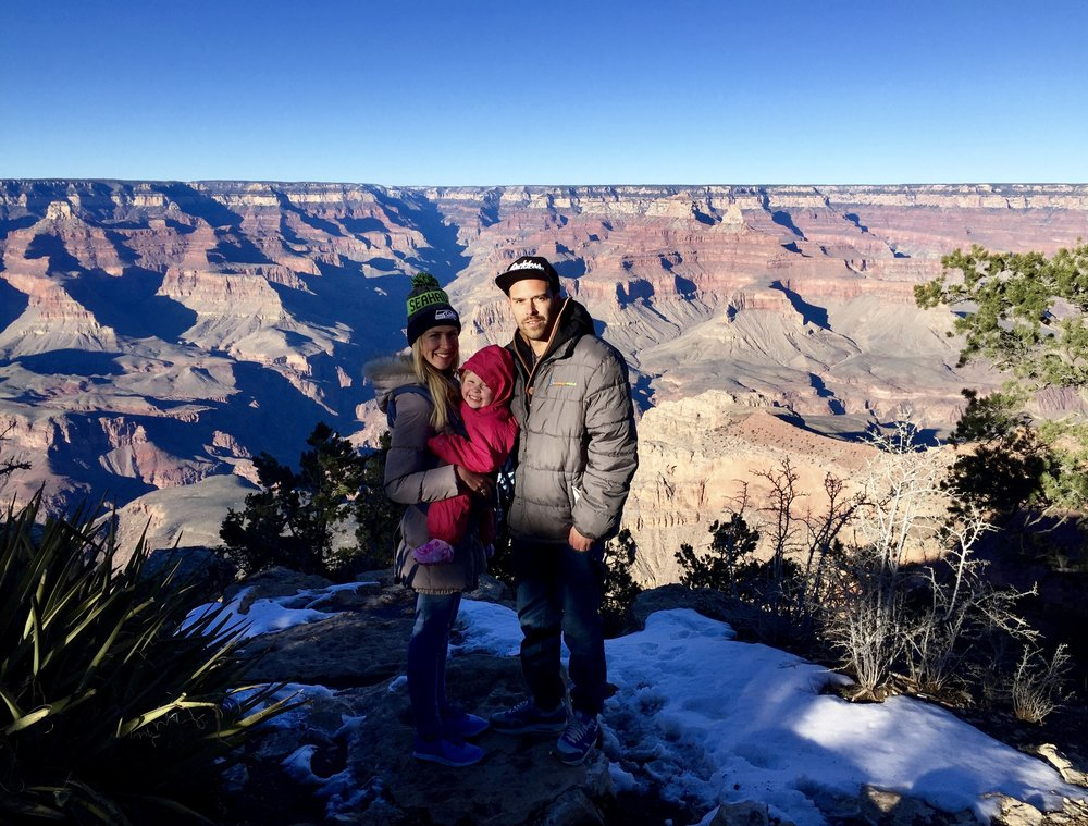 Profound moments in the immense stillness of the Grand Canyon.
