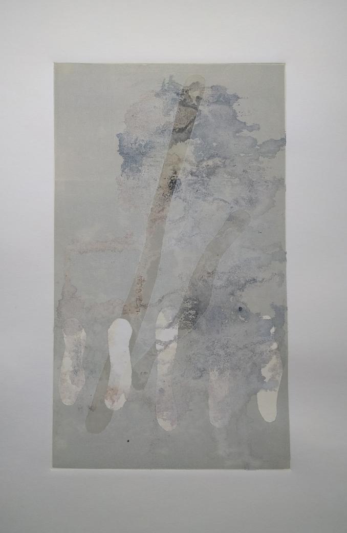 "smereka - 22 x 15"" - cloud sticks #1 - $400"