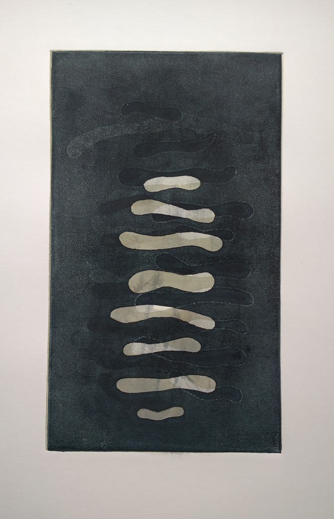 "smereka-22 x 15"" - moon sticks"