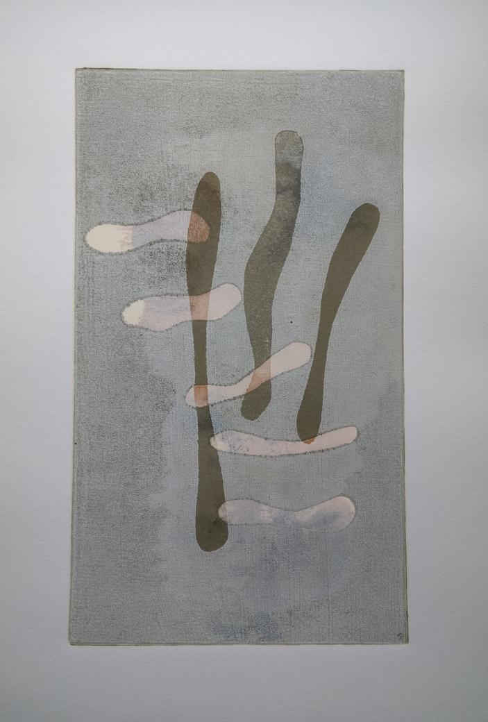 """smereka-22 x 15"""" - three sticks"""