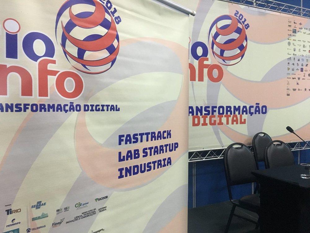 2º Fasttrack Lab - Rio Info no Rio de Janeiro