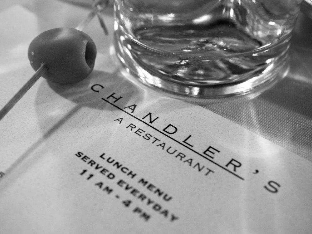 & Chandleru0027s