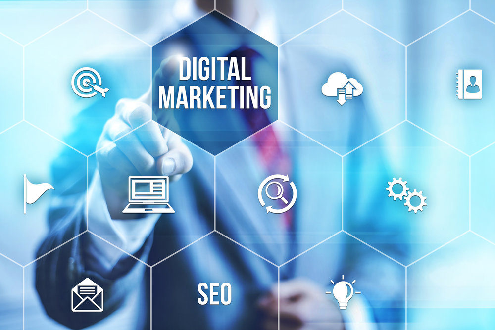 Digital marketing servcies