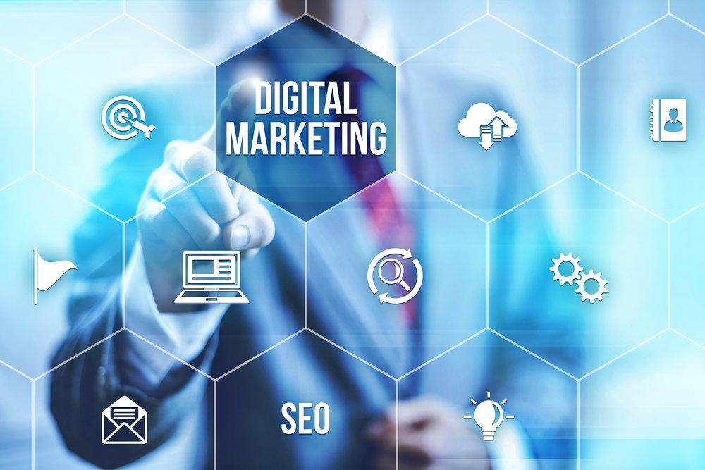 Digital marketing servcies
