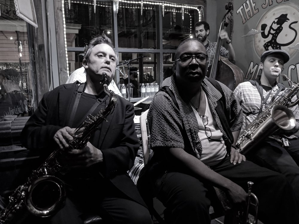 new-orleans-catahoulas-rnb-rhythm-blues-band-music-spotted-cat-earl-bonie-sax-kevin-louis-trumpet