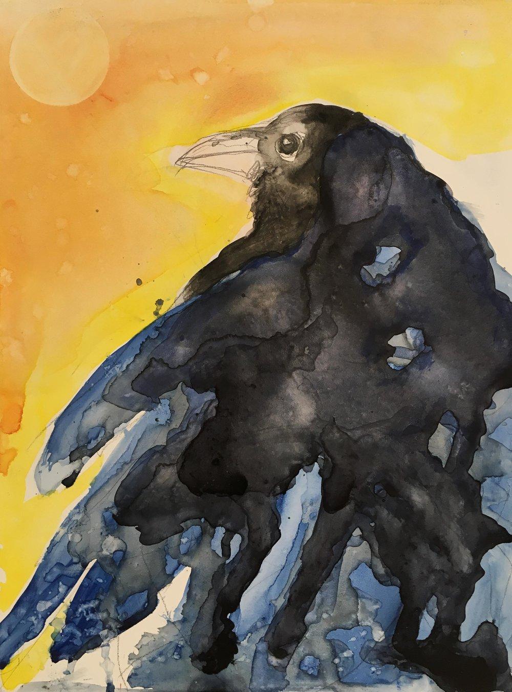Raven Waiting