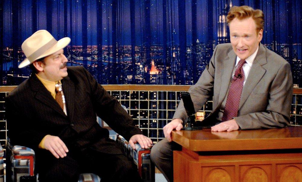 CONAN  - PHOTOSLate Night with Conan O'Brien (NBC), Conan (TBS), and more...