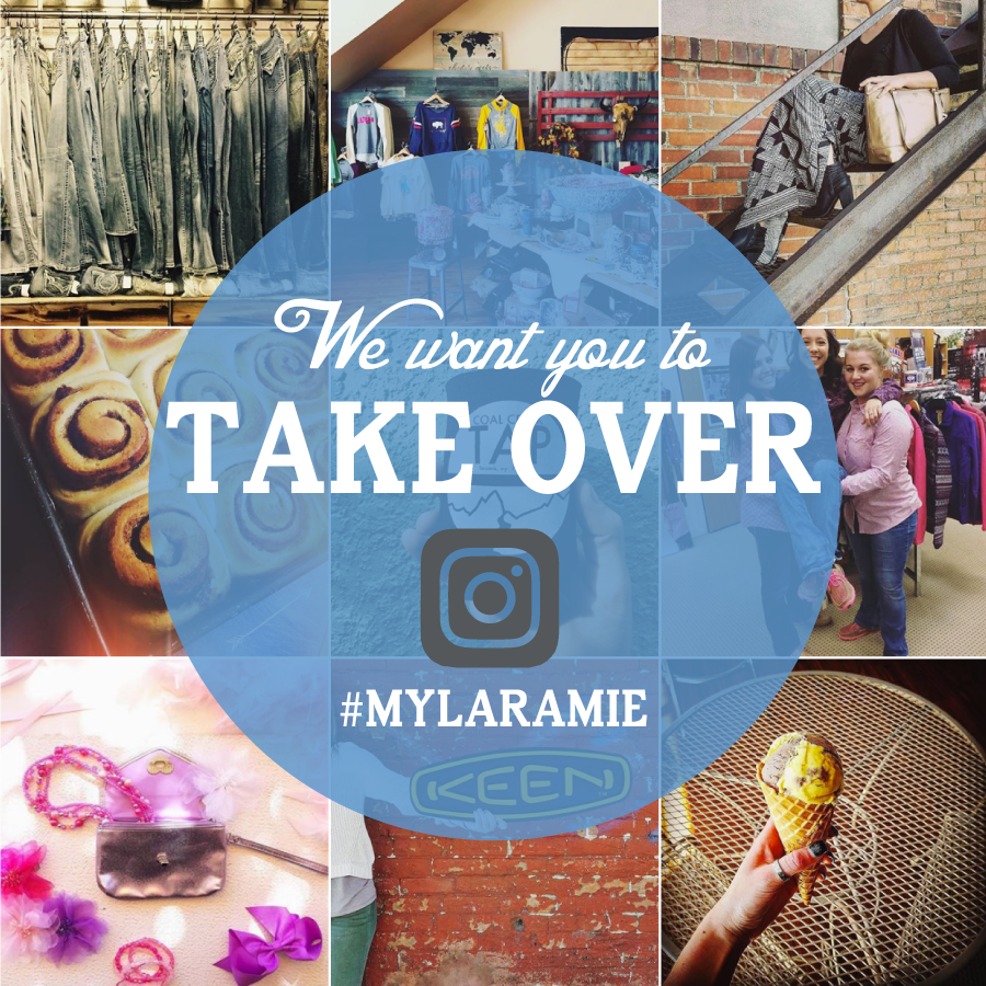 Downtown Laramie Instagram Take Over