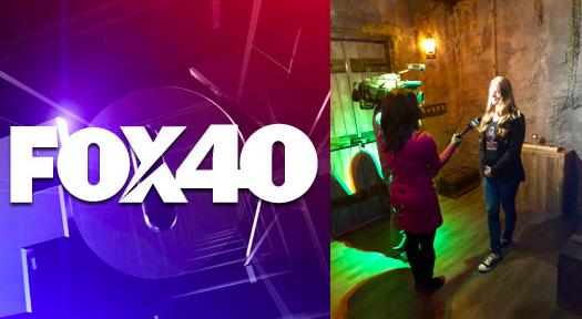 Check Us Out on Fox40!