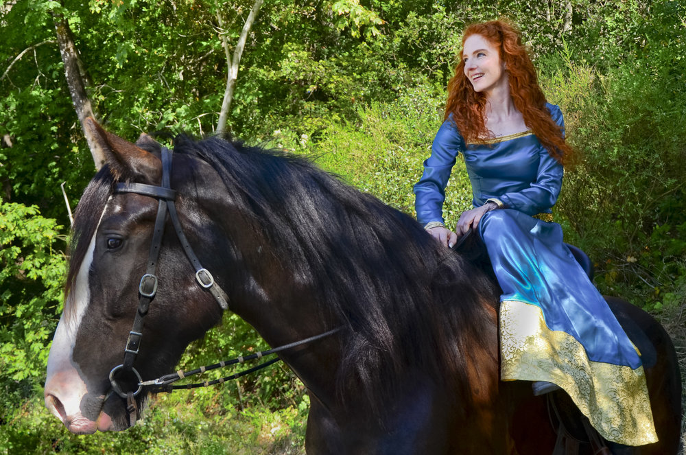 Redhead Virginia Hankins Real Merida from Brave Cosplay.jpg