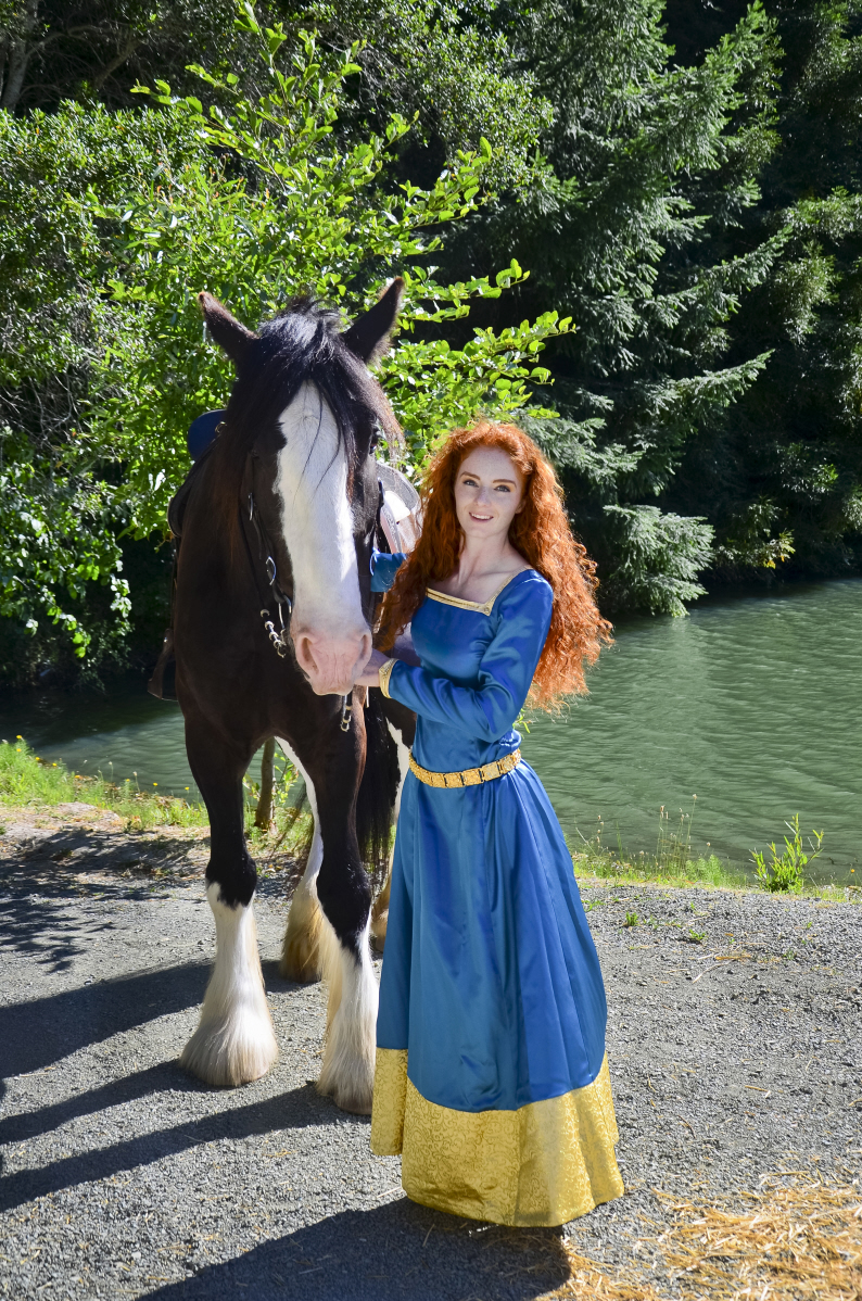 Redhead Virginia Hankins Real Merida from Brave Cosplay 2.jpg