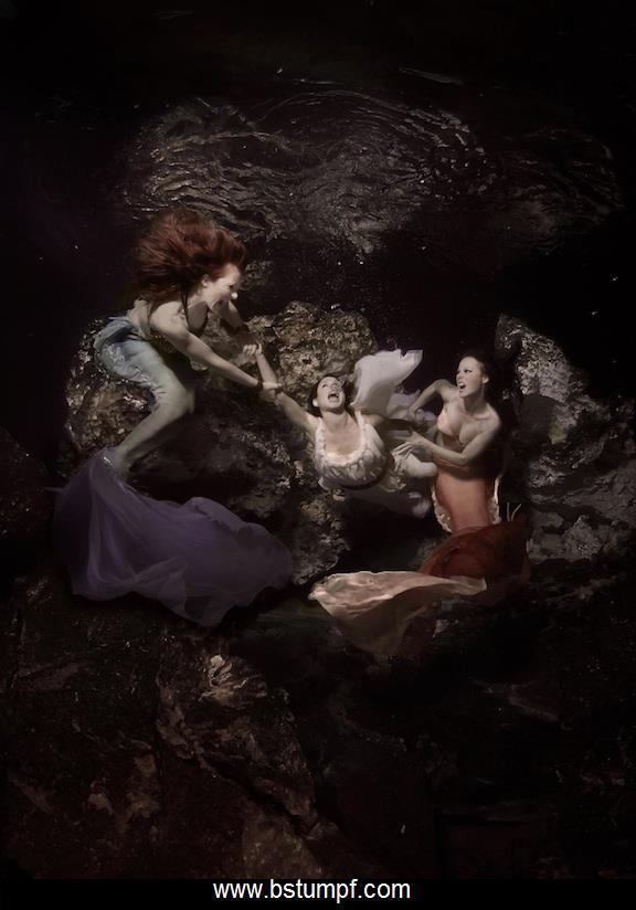 Virginia Hankins Jessica Dru Brenda Stumpd Siren Drowning Woman.jpg