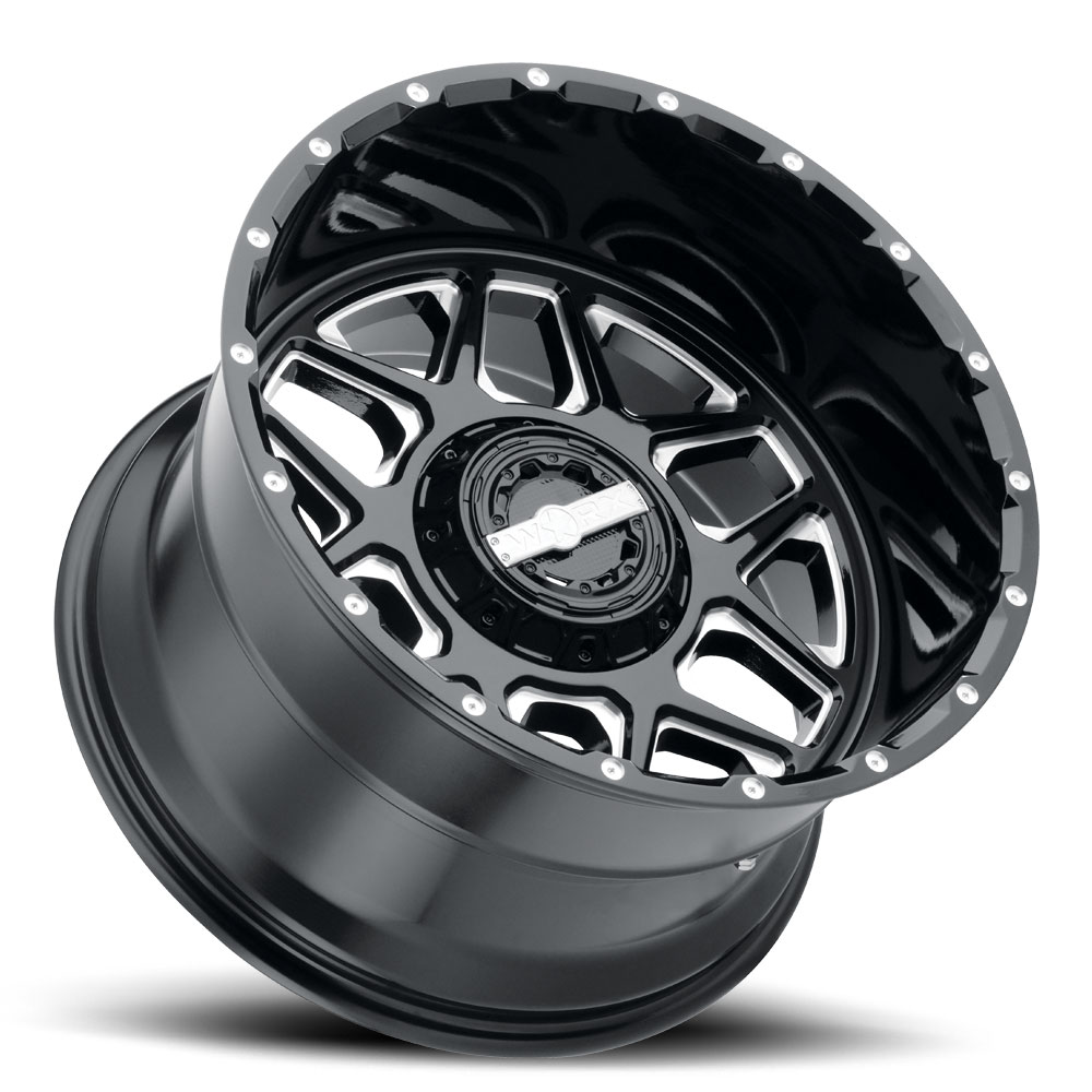 worx-815-wheel-6lug-gloss-black-milled-spokes-